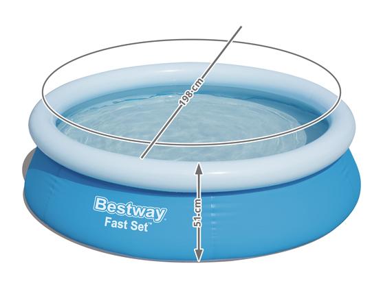 fast set pool 198x51 cm ohne pumpe pools garten panorama24 onlineshop. Black Bedroom Furniture Sets. Home Design Ideas