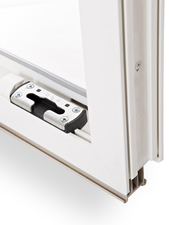 kellerfenster kunststoff fenster 2 fach verglast dreh kipp alle gr en lagerware ebay. Black Bedroom Furniture Sets. Home Design Ideas