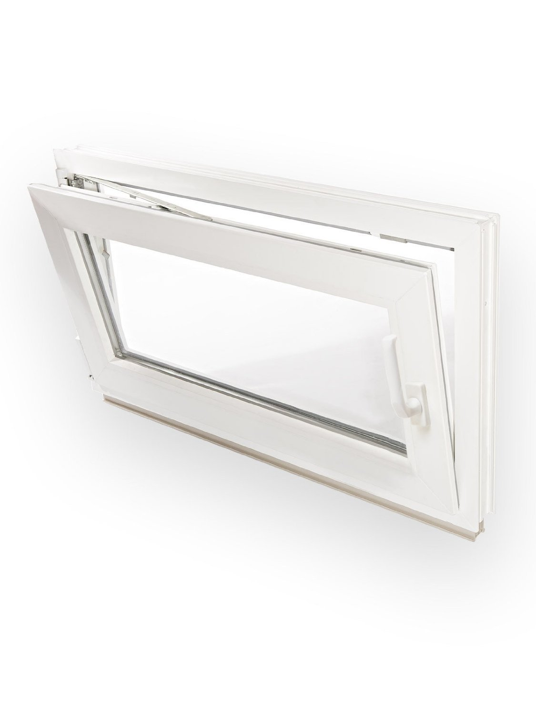Kellerfenster kunststoff fenster 3 fach verglast dreh kipp for Kellerfenster shop