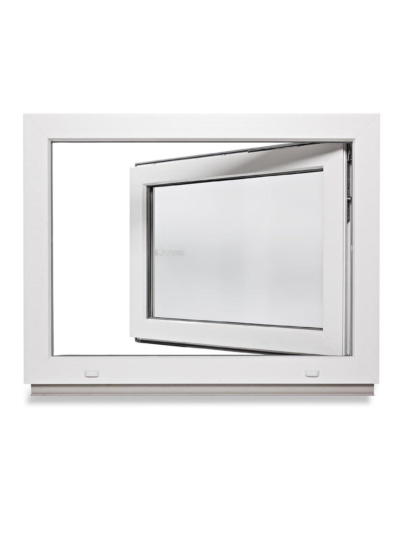 Kellerfenster kunststoff fenster dreh kipp 80 x 45 cm for Kellerfenster shop